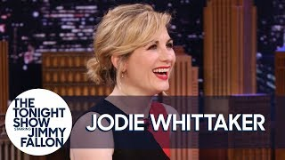 Jodie Whittaker Dresses Up as a Panda and Shows Off Her Mad Dancing Skills