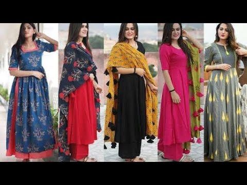 Latest Kurti designs for girls// best fashion alert