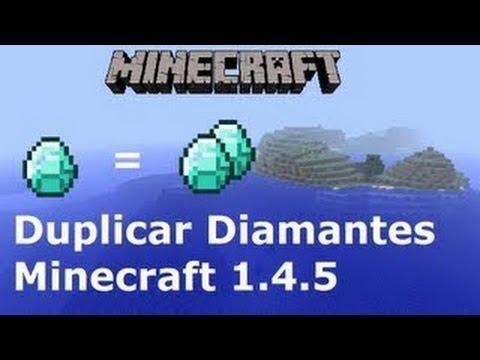 Como Duplicar Objetos Minecraft  (Bien Explicado)