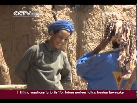The Berber community in North Africa CCTV News