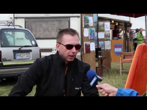 Jet Power Messe 2012 - Interview with Jörg Schlüter - C & C Aermacchi MB339