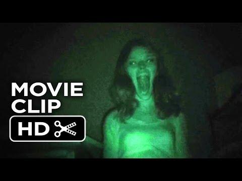 Devil's Due Movie CLIP - Hide and Seek (2014) - Allison Miller Horror Movie HD