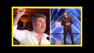 Simon Cowell stoppt den Sänger mitten in seinem Song – seine Herausforderung überraschte dann das P