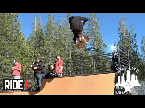 Slash, Riley Hawk, Mike V, Tony Hawk, Thrasher Magazine Tour, & Woodward Tahoe: SPoT Life Episode 13