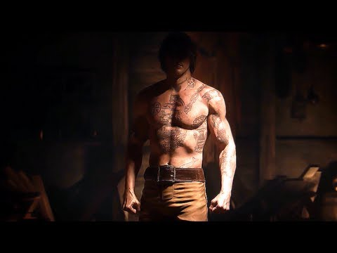 Assassin's Creed 4 Black Flag Tattoo Trailer
