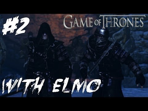 Game Of Thrones:Video Game (Part 2) Elmo Plays