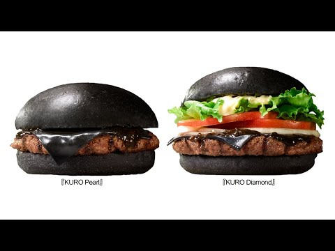 You Have To See Burger King's New 'Black Burger'