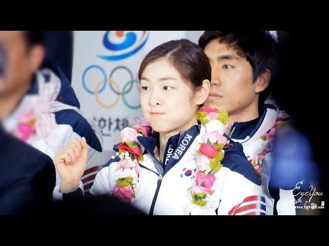 Queen Yuna Kim Fancam . Tuesday February 25. 2014 By Eyeyou video