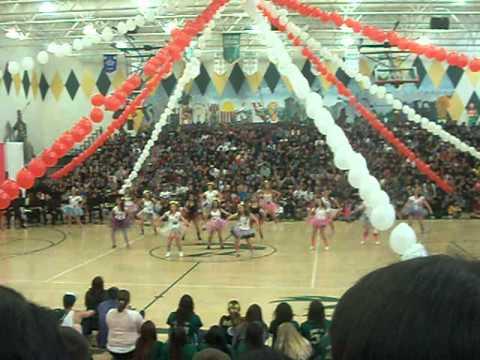 Lakeside High School Lancers Varsity Cheer