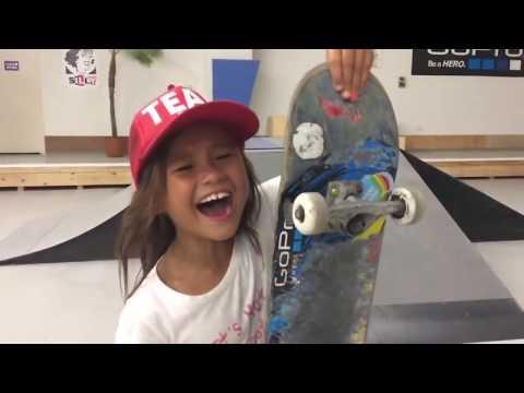 Дети катаются на скейте! Невероятные трюки на скейтборде!