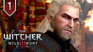 The Witcher 3: Wild Hunt ★ Episode 1 ★ Movie Series / All Cutscenes + Boss Fights