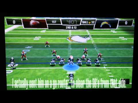 PS VITA: PLAYSTATION STORE SALE: MADDEN 12 (PSP) GAMEPLAY
