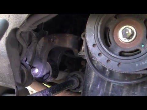 Ремонт и замена генератора на Daewoo Matiz. Видео!