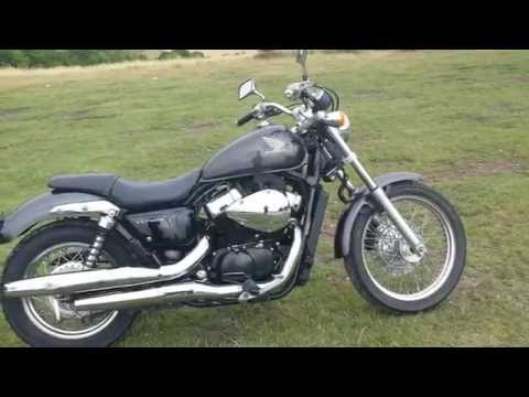 Honda VT750S Shadow 750cc V Twin Cruiser Review