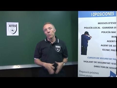 PRUEBAS FISICAS PARA VIGILANTE DE SEGURIDAD 2012