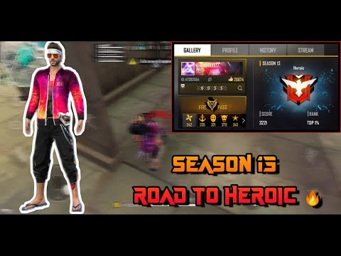 ROAD TO HEROIC IN 1 DAY // GOLD TO HEROIC HIGHLIGHTS  // SEASON #13 //