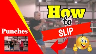 How to Slip Punches in Boxing