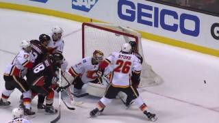 Calgary Flames vs Anaheim Ducks - April 13, 2017 | Game Highlights | NHL 2016/17