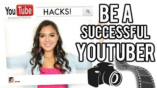 HACKS To Start A Successful YouTube Channel! NataliesOutlet