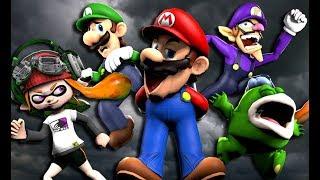 The Mario Channel: MARIO'S CHALLENGE