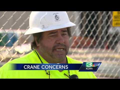 Sacramento crane operator responds to NYC crane collapse