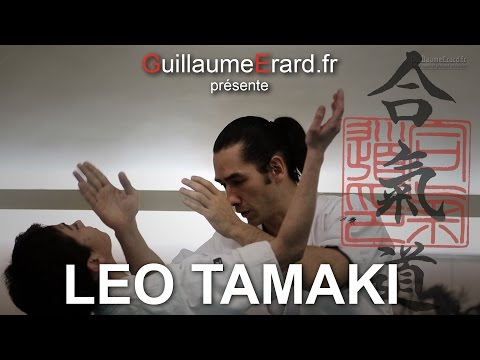 Léo Tamaki - Documentaire au Dojo Korindo