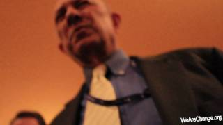 James Woolsey CIA Denies Operation Mockingbird to WeAreChange