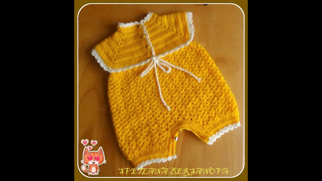 Вязание с виорикой для новорожденных