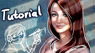 Pandorya Portrait Tutorial