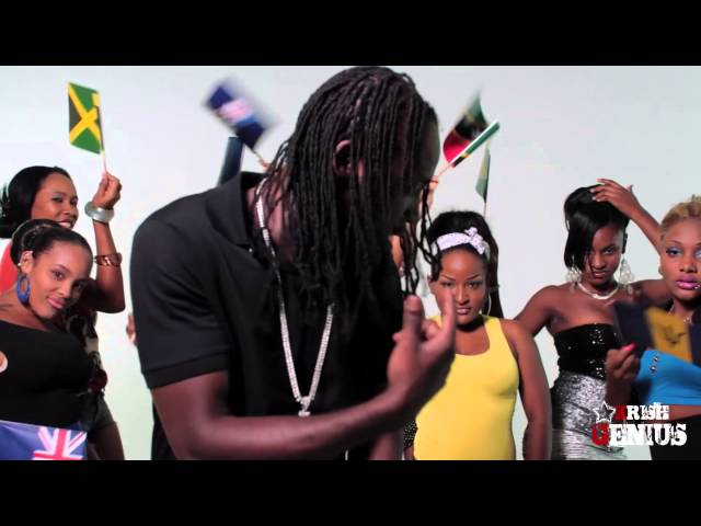 Mavado - Caribbean Girls [Official HD Video]