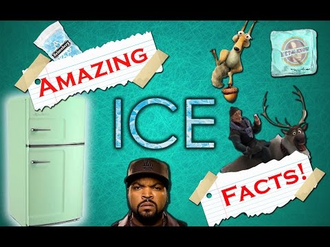 Incredible Ice Facts | Bet You Didn't Know ICE
