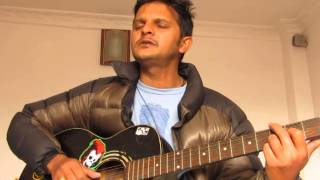 Nepali cover song PANCHI (band vanni - singer Pushpan Pradhan) cover by Manoj Bharati
