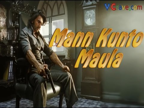 Gunday Songs Mann kunto Maula With Lyrics l Ranveer Singh
