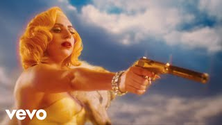 Клип Lady Gaga - Machete Kills - Aura