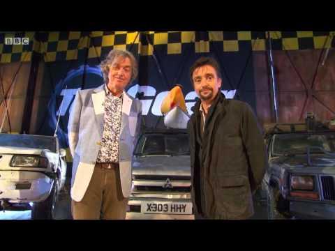 Top Gear Last Episode - Final Scene
