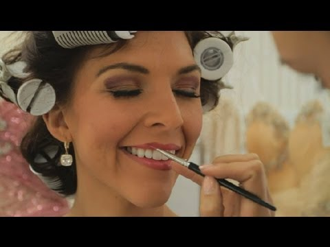 Pageant Makeup Styling