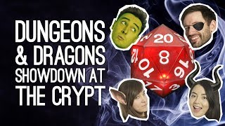 Dungeons & Dragons: Oxventure Continues! (Ep. 2 of 3) SHOWDOWN AT THE CRYPT
