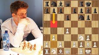 Just Magnus Things | Meier vs Carlsen || Grenke Chess Classic (2019)