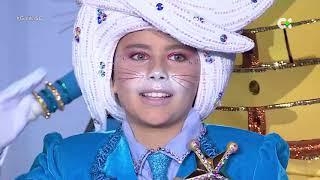 Keila González   Gala Reina Infantil   Carnaval S/C Tenerife 2019