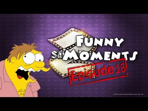 Funny Moments Episode 16: Saints Row 2