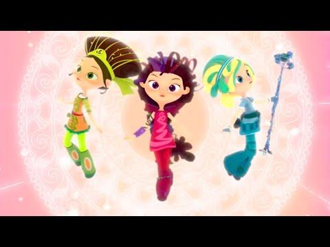 Сказочный патруль - Мультфильм о девочках - волшебницах - Сборник - все серии подряд
