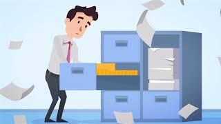 Solutia DocuWare Kinetic pentru departamentul de HR