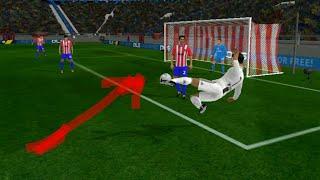 Juventus vs A Madrid . (7-0) . Full Match , Elite Cup . DLS 2018 . Dream Bangla TV