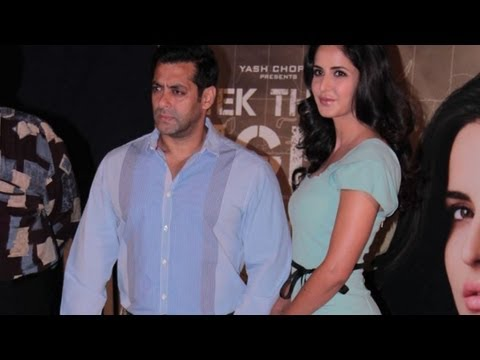 Salman Khan - Katrina Kaif Launch Mashallah Song From Ek Tha...