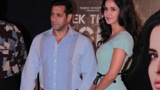 Ek Tha Tiger - Salman Khan - Katrina Kaif Launch Mashallah Song From Ek Tha Tiger (Uncut)