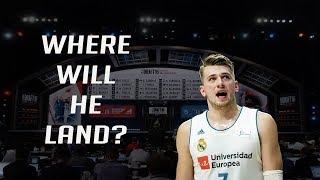 OFFICIAL 2018 NBA Mock Draft! Is Luka Doncic Sliding?