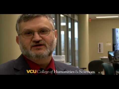 Everett Carpenter on VCU Nanoscience and Nanotechnology