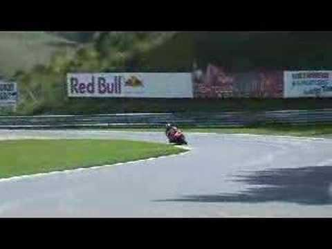 2008 Suzuki Hayabusa first test at the Salzburgring