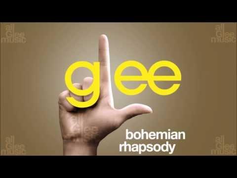 Bohemian Rhapsody   Glee [HD FULL STUDIO]