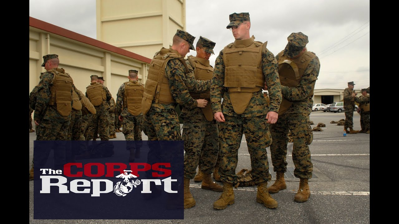 The Corps Report Ep. 33 — New Flak Jackets and Tuition ...